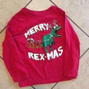 🎅 4t Christmas shirt